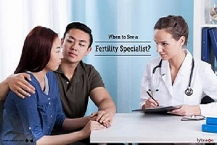 When to consult an Infertility Specialist?